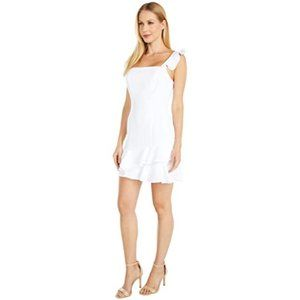 BCBGeneration Cocktail Ruffle Fitted Mini l